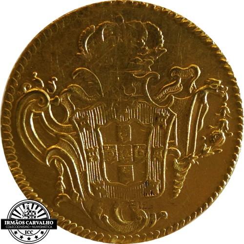 Josephus I 6400 Reis 1777 R (Gold)