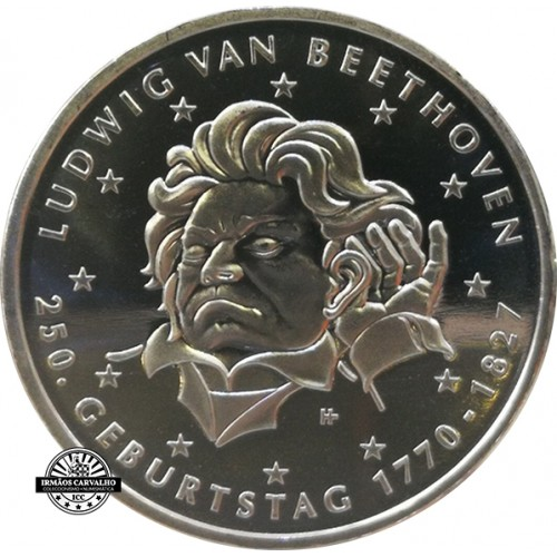 Germany  20€ 2020 Beethoven
