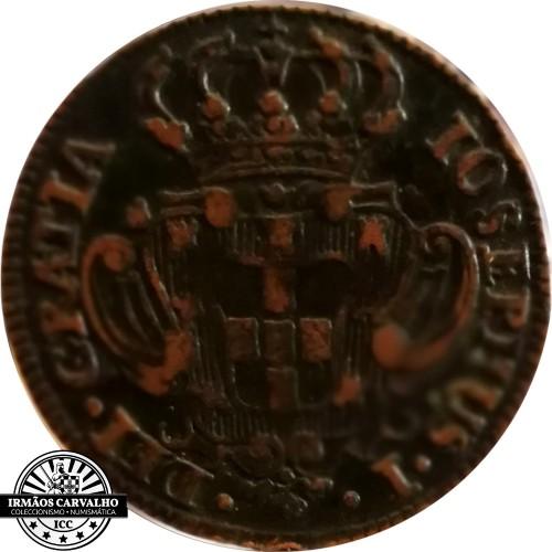 Josephus I - V Reis 1750 Azores
