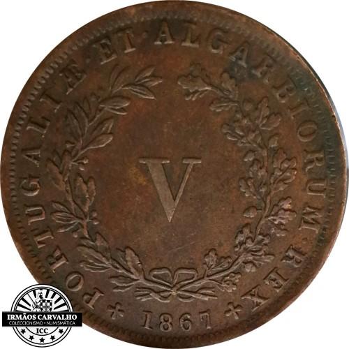 D. Luís I 1868 V Reis