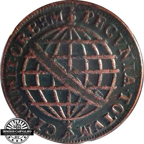 Brazil Iosephus I 1757 XX Reis