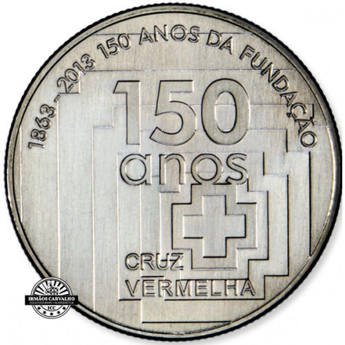 Portugal 2,50€ Red Cross 2013
