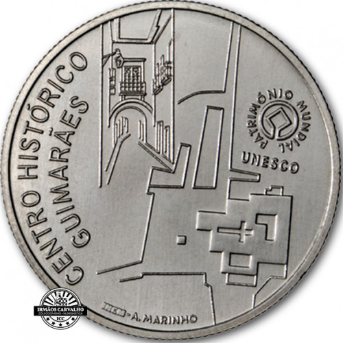 Portugal 2,50€ Guimarães 2012