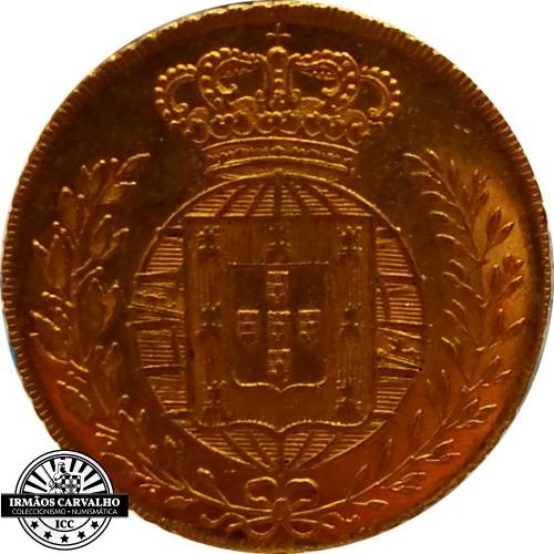 D. João VI 6400 Réis 1823