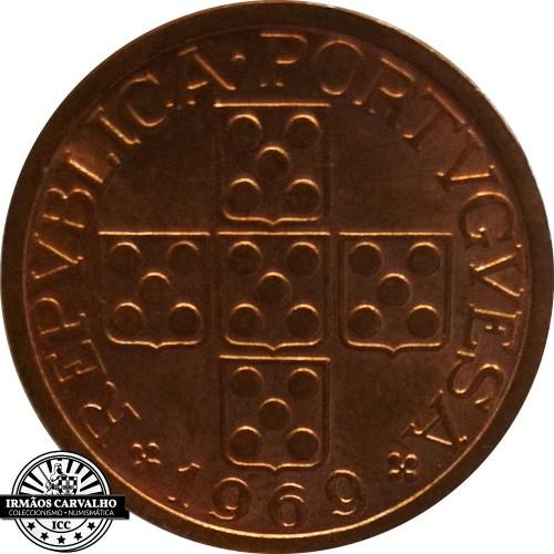 50 Centavos 1969
