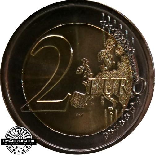 Itália 2€ 2020 Maria Montessori