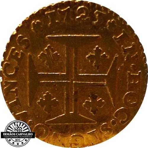 D. João V  480 Réis 1723  (Ouro)
