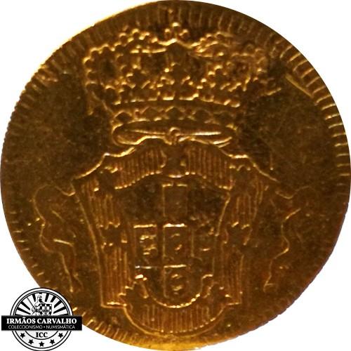 Ioannes V 1723  800 Reis (Gold)