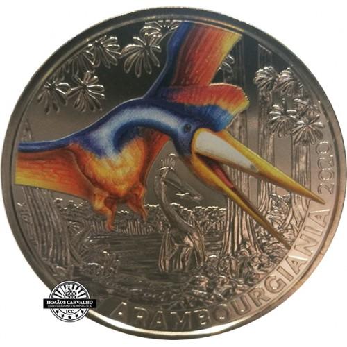 Áustria  3€  2020  Arambourgiana