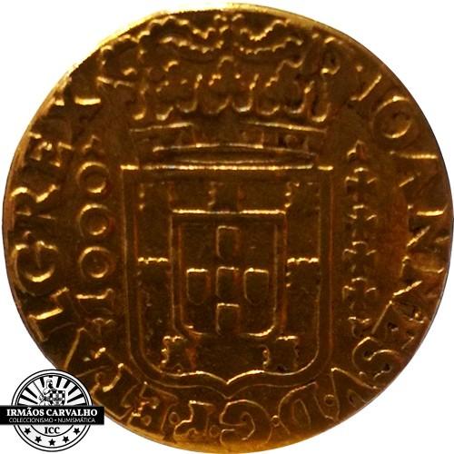 Ioannes V 1719 1.200 Reis (Gold)