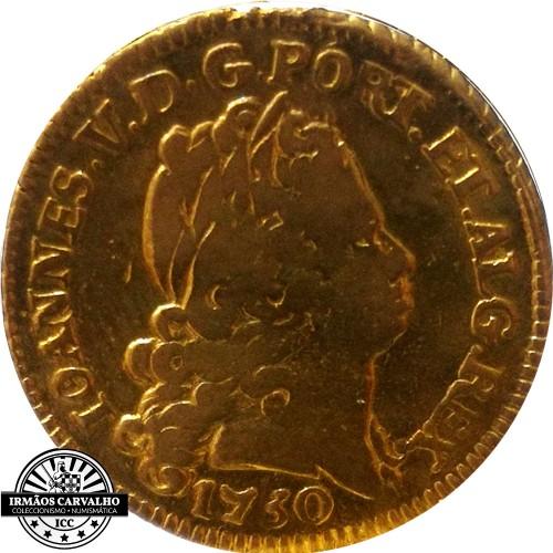 Ioannes V 1730 1.600 Reis (Gold)