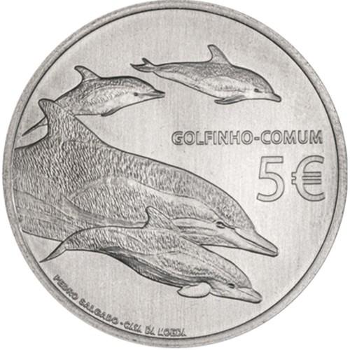 5 euro the Dolphin