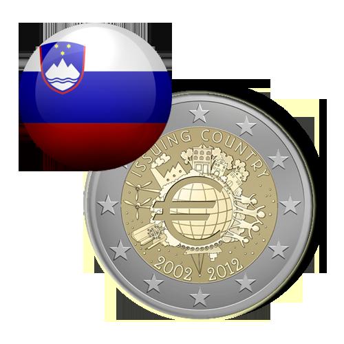 Eslovénia (2,00€ 2012)