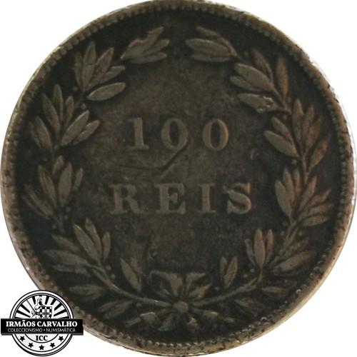 D. Luís 100 Reis 1874