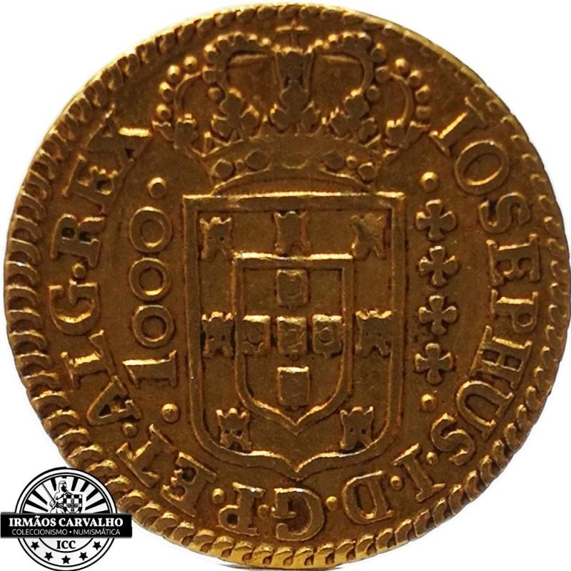 Iosephus I 1752 1200 Reis