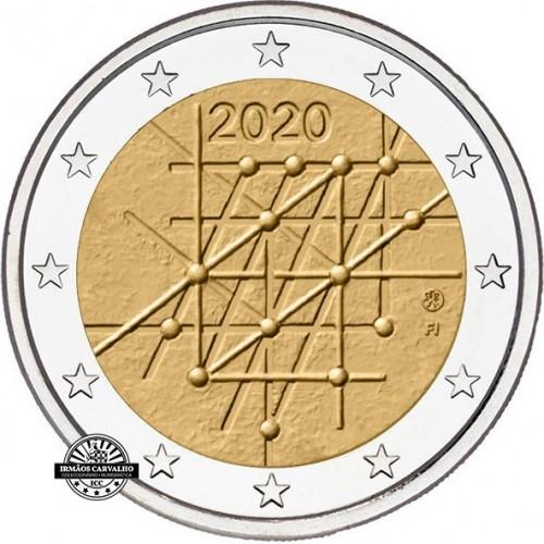 Finland 2€ 2020 Turku University