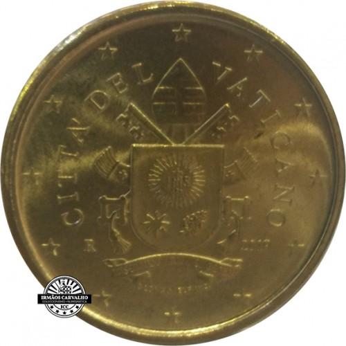Vatican - 2019 50 Cents