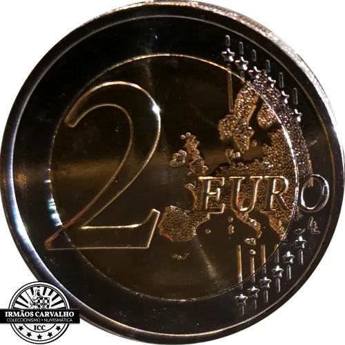 Lituânia 2€ 2020 Aukstaitija