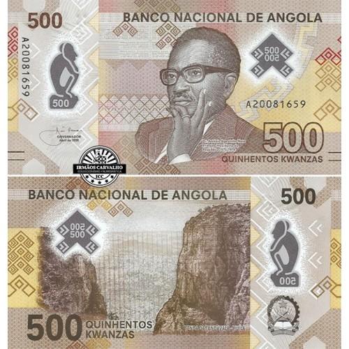 Angola 500 Kwanzas 2020
