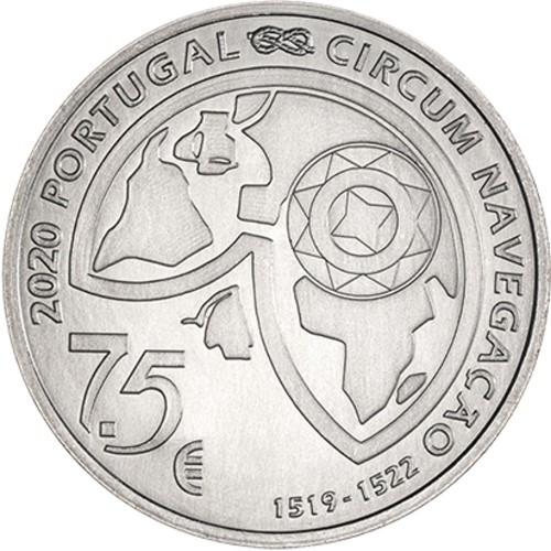 Portugal 7.5€ 2020 Fernão de Magalhães (O Estreito 1520)