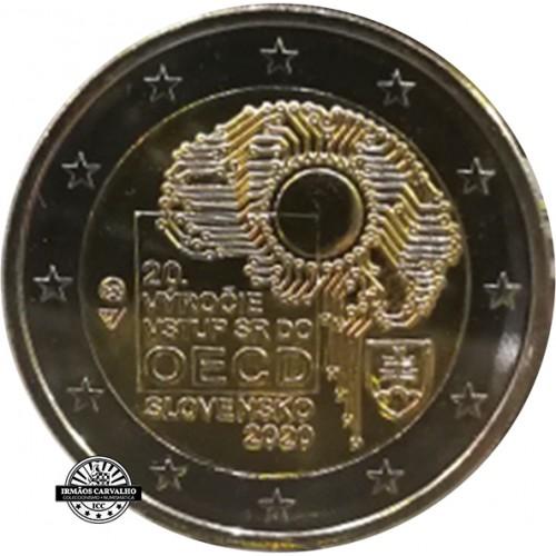 Slovakia - 2€ 2020 OCDE