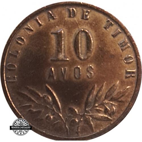 Timor 10 Avos 1948