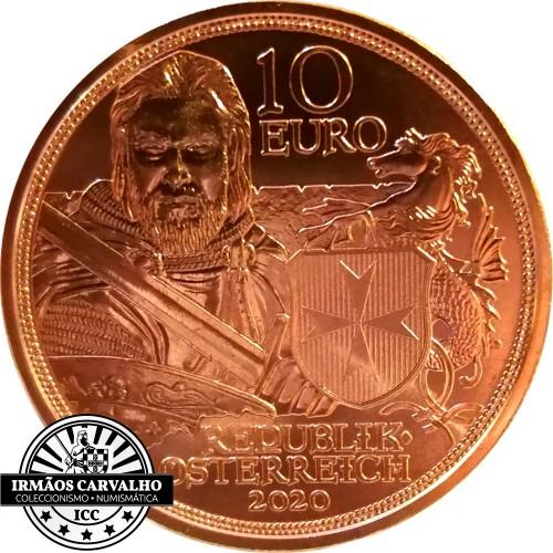Áustria  10€ 2020 FORTITUDE
