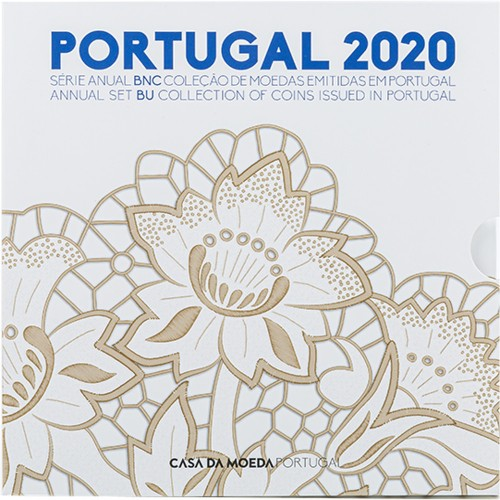 Portugal  2020 Bu Set
