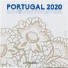 Portugal SÉRIE ANUAL 2020 B.N.C.