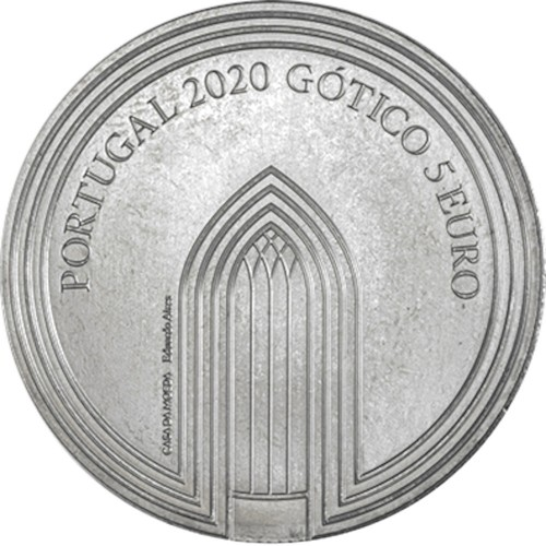 Portugal 5€  2020 500 Years of Portuguese Post Office