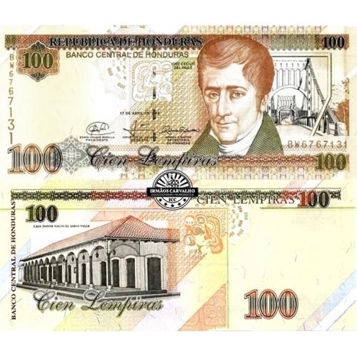 Honduras 100 Lempiras 2008