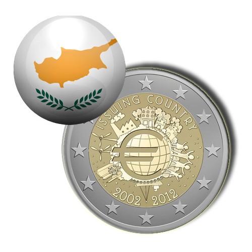 Chipre 2,00€ 2012