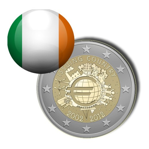Ireland 2€ 2012