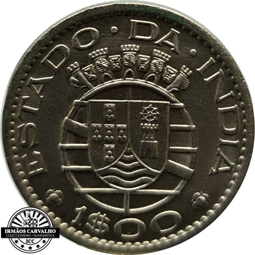 India  1959 1 Escudo