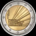 Portugal  2€ 2021 PORTUGUESE P. OF THE E.U.