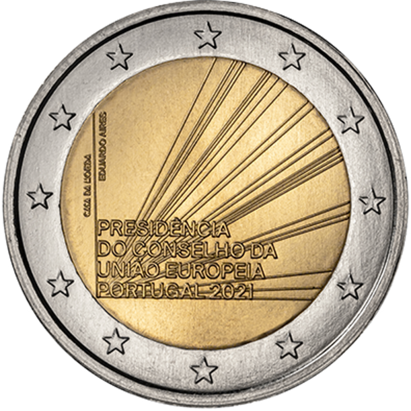 Portugal  2€ 2020 UNITED NATIONS