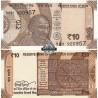 India 10 Rupias 2018