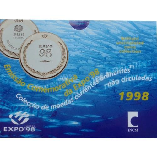 Annual BU set 1998
