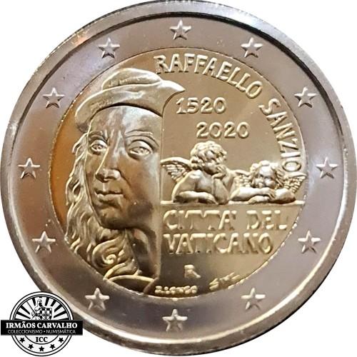 Vatican 2€ 2020 Raffaello Sanzio