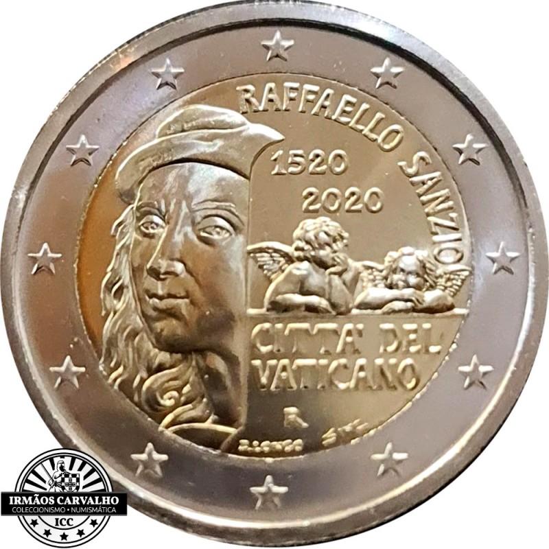 Vatican 2€ 2020 100 Years Jonh Paul II