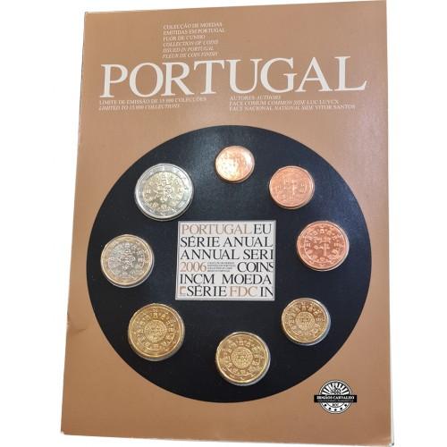 Portugal SÉRIE ANUAL F.D.C. 2006