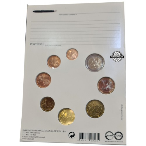 Portugal 2006 ANNUAL SERIES - Proof SET