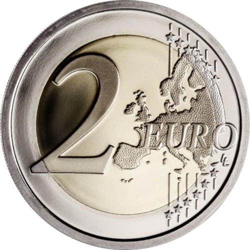 Italy 2€ 2021 Rome Capital of Culture