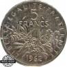 França 5 Francos 1962