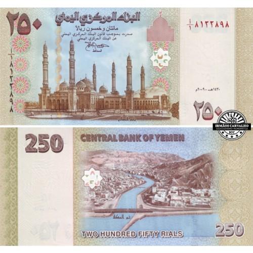 Yemen 250 Rials 2009