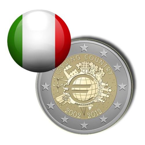 Itália 2€ 2012