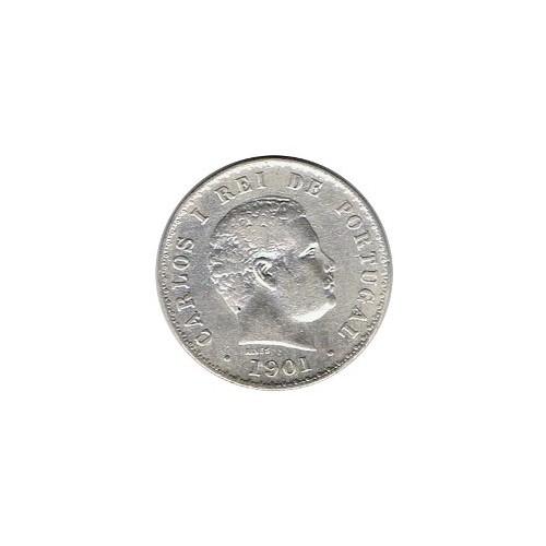 D. Carlos I 500 Reis 1901