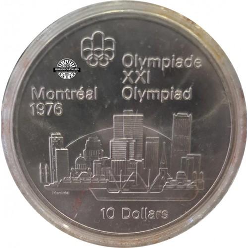 Canada 10 Dollars 1973 Montreal