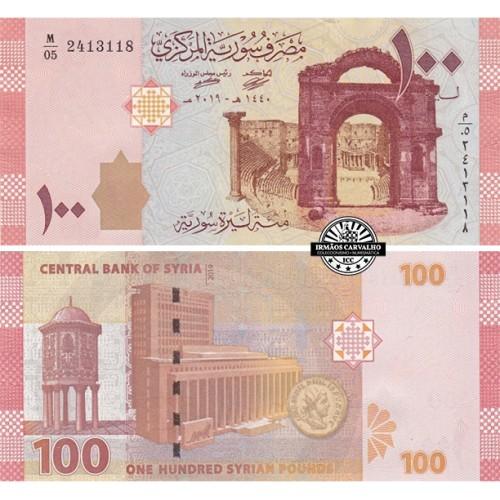 Syria 100 Pounds 2009