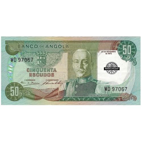 Angola 50 Escudos 1972